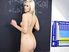 Milf teacher out of sc...
