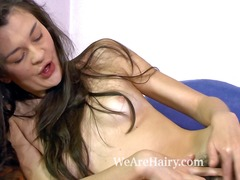 Xhamster - Hairy girl eliza has a...