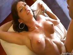 Blowjob with wild fuck...