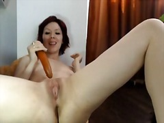 Xhamster - Girl plows her ass and...