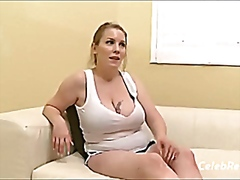 Big tit milf gets some...