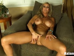 Ftiness milf strips of...