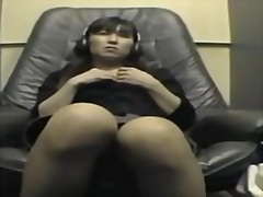 Woman in the arm chair... from Voyeur Hit