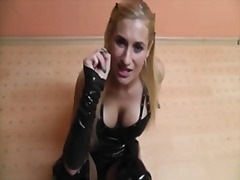 Joi in german. latex