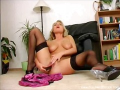 Gorgeous czech blonde ... from Alpha Porno