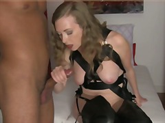 Bound and helpless