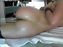 Sexy blonde with an am... from Redtube