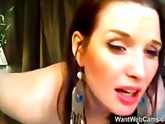 Pierced slut loves pain