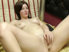 Super hot solo webcam ... from Private Home Clips