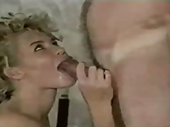 Vintage sex and facials from Xhamster
