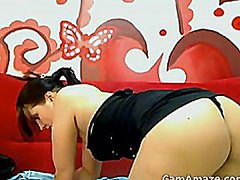 Redtube - Girl teases and penetr...
