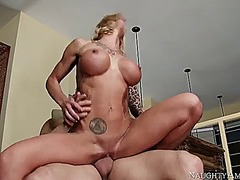 My friends hot mom from Tube8