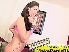 Solo with leopard prin... from Redtube