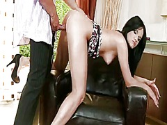 Melanie doll loves fuc...