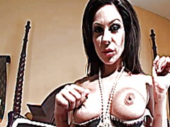 Xhamster - Pearl necklace hottie
