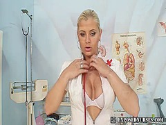Big boobs nurse alexa ...