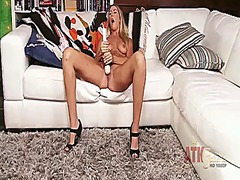 Blonde kitty alysha ry... from Hotshame