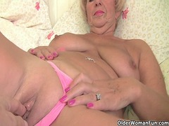 66 year old and britis... from Xhamster