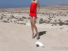Proxy Paige At The Desert