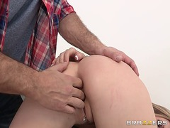 Shy sex-slave can't re...