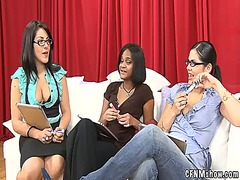 See exciting cfnm scene from Ah-Me