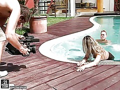 Bianca arden fills the... from Wetplace