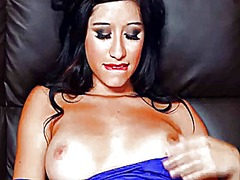 Babe mandy plays with ... from PornerBros