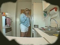 large nice-looking wom... from Private Home Clips