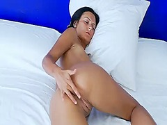 Adria wants this anal ... from Wetplace