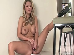 Ashlynn brooke with hu...