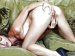 Sex crazed cutie malen...