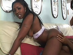 Pussy-lusting black le...