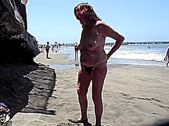 Solo #53 (granny gilf ... from Xhamster