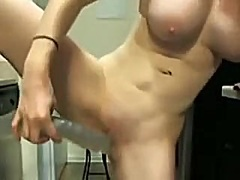 Private Home Clips - Homemade sextoy mastur...