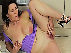 Xhamster - Hot mature masturbatio...