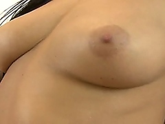 Hot mom rewards her cu...