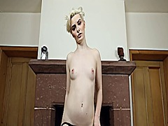 British blonde sph from Xhamster