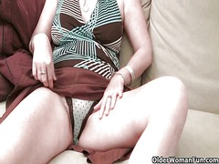 Xhamster - British milfs with fuc...