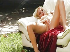 Two sultry girls get t...