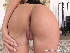 Anal toying fun