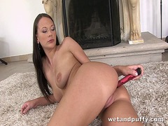 Anal toying fun from Xhamster