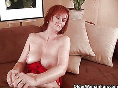 Grannies and milfs fis... from Xhamster