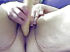 Old chunky whore grann... from Private Home Clips
