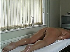 Oiled up tessa fucking...