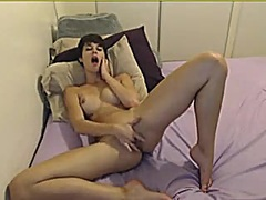 Web Camera Gal Deepthr... from Private Home Clips