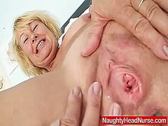 Blonde milf greta big ... from Ah-Me