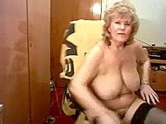 Gisele 74 yo mastubate... from Xhamster