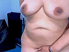 Busty aunty from Xhamster