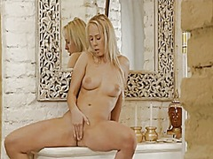 Charming blonde carla ... from IcePorn