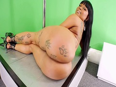 Xhamster - Big booty diamond monr...